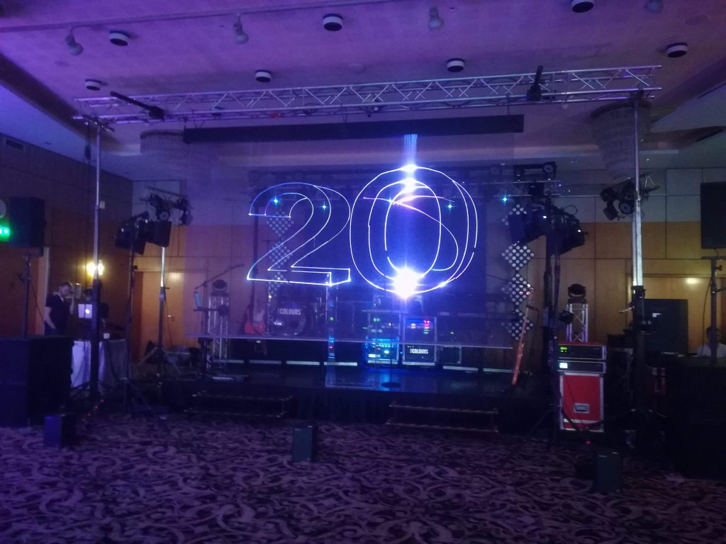 20 Years of Crown Plaza Hotel
